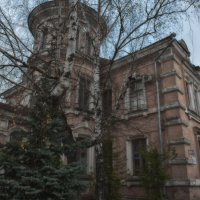 старый купеческий дом :: Алексей Клименко