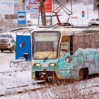 Снежный город :: Владислав Левашов