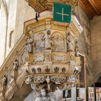 Германия. Кведлинбург. Церковь Св. Бенедикта, 13 век. :: Надежда Лаптева