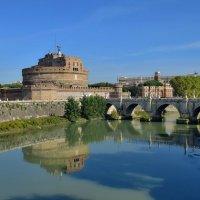 Мосты Рима.. Замок Святого Ангела. :: Olcen Len