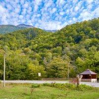 Осенние пейзажи горной Абхазии :: Николай Николенко