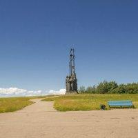 Монумент «Ледовое побоище» на горе Соколиха :: leo yagonen