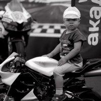 мотоциклист :: Денис Некрасов
