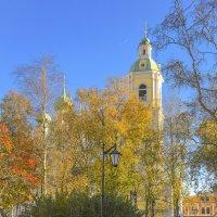 Церковь Благовещения Пресвятой Богородицы :: bajguz igor