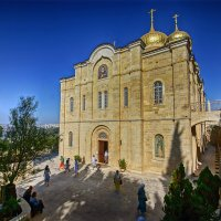 Израиль 2019 сентябрь...Горенский женский монастырь Иерусалим :: Юрий Яньков
