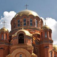 Троицкий собор. Саракташ. Оренбургская область :: MILAV V