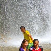 водопад :: santamoroz