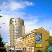 Вымытый город :: Сергей Карачин