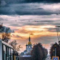 Городской пейзаж. Суздаль. :: Алексей Пышненко