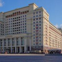 """Отель """"Four seasons"""" ( гостиница """" Москва """" ) :: марк"""