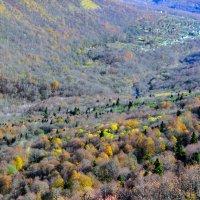 Ноябрь в горах :: Вячеслав Случившийся