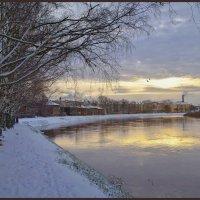 На берегу реки. :: Vadim WadimS67