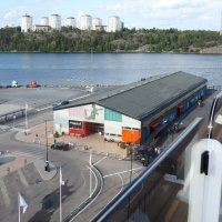 В порту Стокгольма :: Natalia Harries