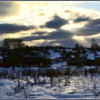 зимний вечер. :: AVI