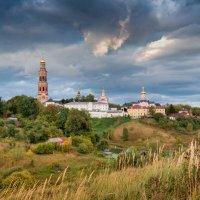Иоанно-Богословский Пощуповский монастырь :: Светлана А