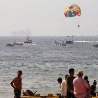 Индия, пляж Калангут :: Vyacheslav Gordeev