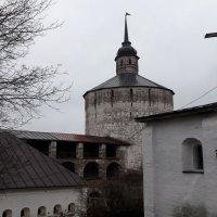 Кирилло-Белозерский монастырь. :: веселов михаил