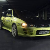 Subaru Impresa WRX Gc8 :: Константин Тимченко