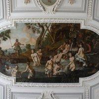 Плафон Большого зала «Диана и Актеон» :: Елена Павлова (Смолова)