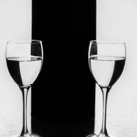 настроение черно-белое... :: Зинаида Манушкина