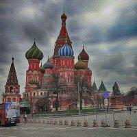 Храм Василия Блаженного. :: Лара ***