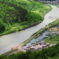 река Рика. :: Татьяна Ларионова