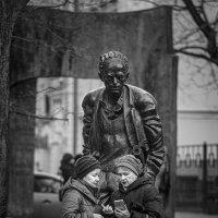 Трое. :: Николай Галкин