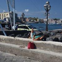 Туристы тоже устают :: Николай Танаев