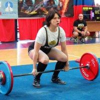 Когда муж рядом, вес будет взят! :: Александр Яковлев  (Саша)