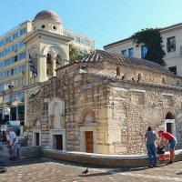 Византийская церковь. :: Natali