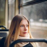 трамвайчик :: Анна Лобанова