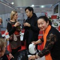 Китайский чай :: Сергей Золотавин