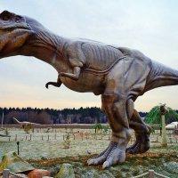 Тираннозавр :: Mavr -