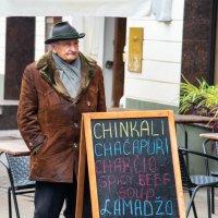 Прохожий в Вильнюсе :: Наталия Л.