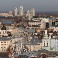 Вид на Киев с Подола :: Олег