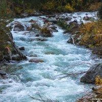река Махар (Нахар) :: Александр Богатырёв