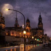 Дрезденский вечерок... :: АндрЭо ПапандрЭо