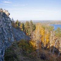 стена Малого Шихана и часть озера Аракуль. :: Александр Иванов