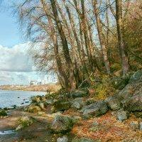 Каменистый пейзаж :: Виктор Замулин
