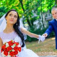 Wedding foto :: ОЛЕГ ЧЕБАНЕНКО