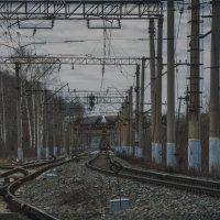Железнодорожная... :: Александр Зотов