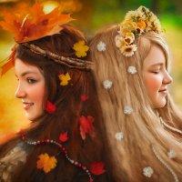 Осень и весна :: Екатерина Краснова
