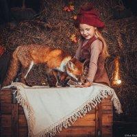 Лиса и Красная шапочка.. :: Макс Беккер