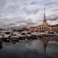 Морской порт Сочи :: Владислав Лопатов