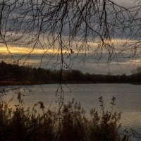 Природа на закате. :: Anastasiia Lang