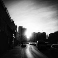 Дорога в небеса :: Ольга Степина