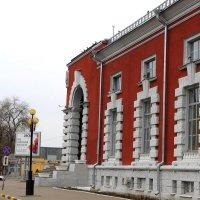 Железнодорожный вокзал города Курска :: Надежд@ Шавенкова