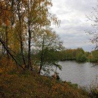 Осенний пруд :: Victor Klyuchev