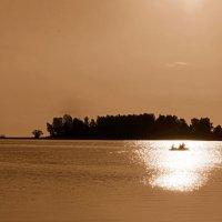 Рыбинское водохранилище :: Марина