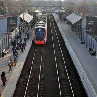 Новая ветка метро - Нахабино - Подольск :: АЛЕКСАНДР СТЕПАНОВИЧ